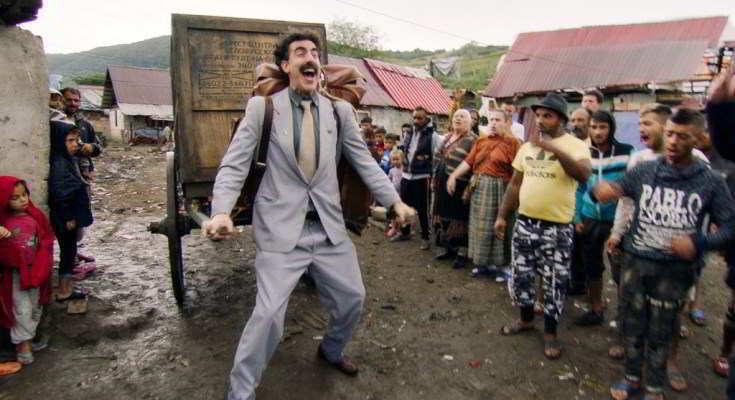 Borat è Morto, Sacha Baron Cohen Abbandona Il Personaggio Per Sempre