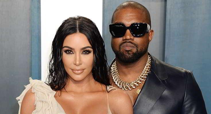 Kim Kardashian E Kanye West Divorziano Ufficialmente