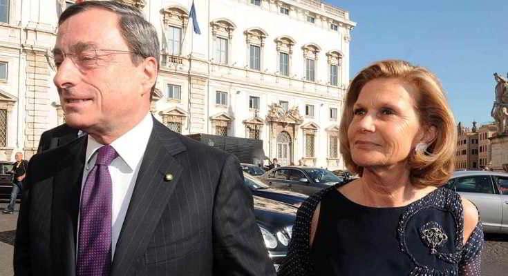 La Moglie Di Mario Draghi Serena Cappello Una Donna Riservatissima