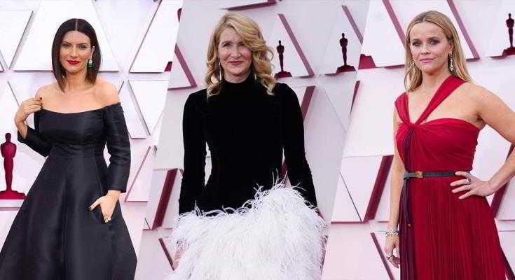 Nella Notte Degli Oscar 2021 Il Red Carpet è Una Favola